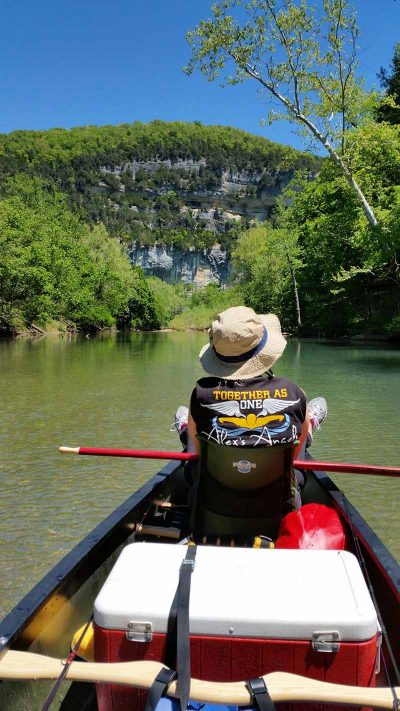 Area Attractions - Canoeing