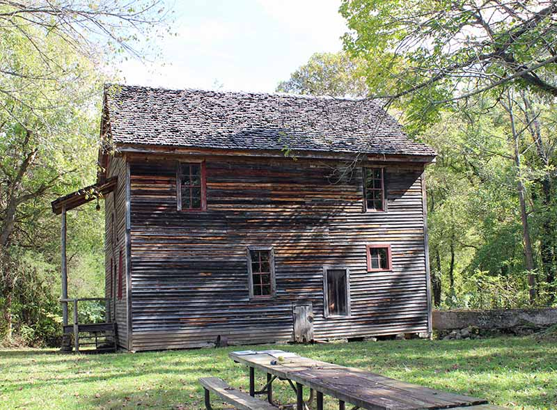 Area Attractions - Boxley Mill
