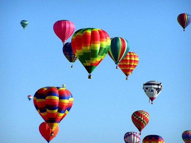 Area Events - Hot Air Balloon Festival